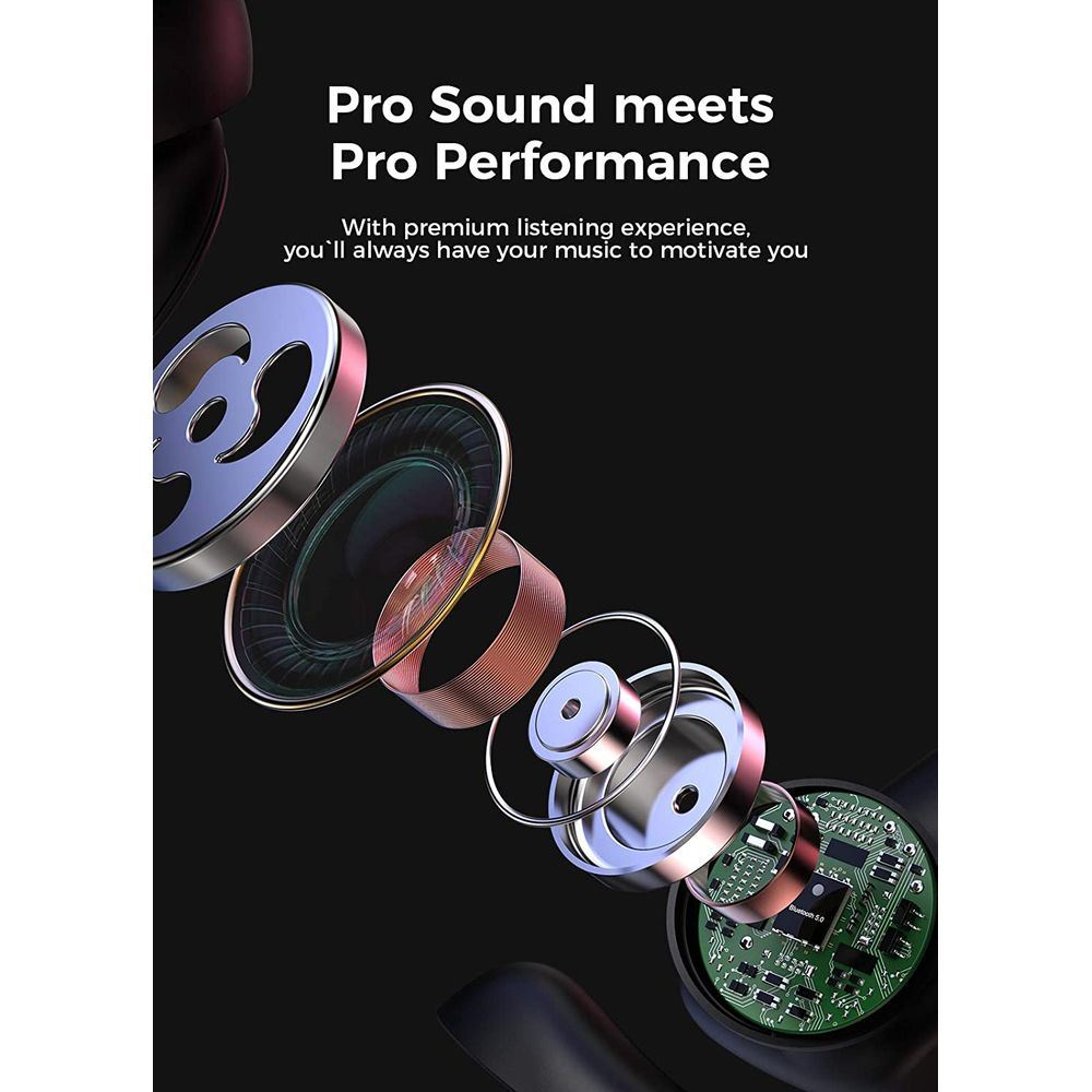 HolyHigh ET1 Earbuds Pro Sound Meets Pro Performance