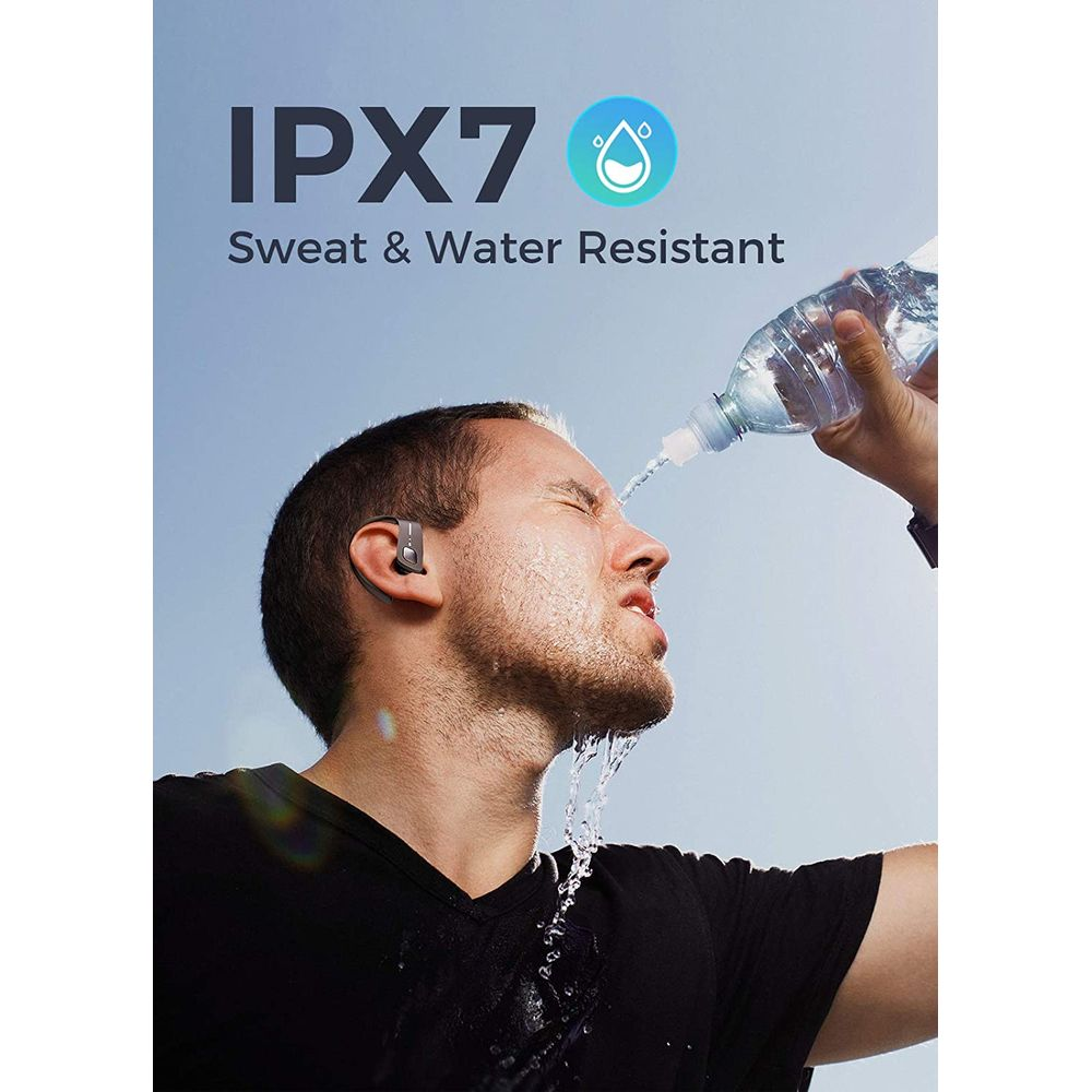 HolyHigh ET1- IPX7 Sweat and Water resistant
