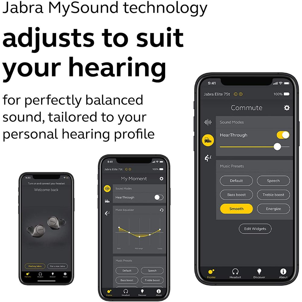 Jabra MySound Technology