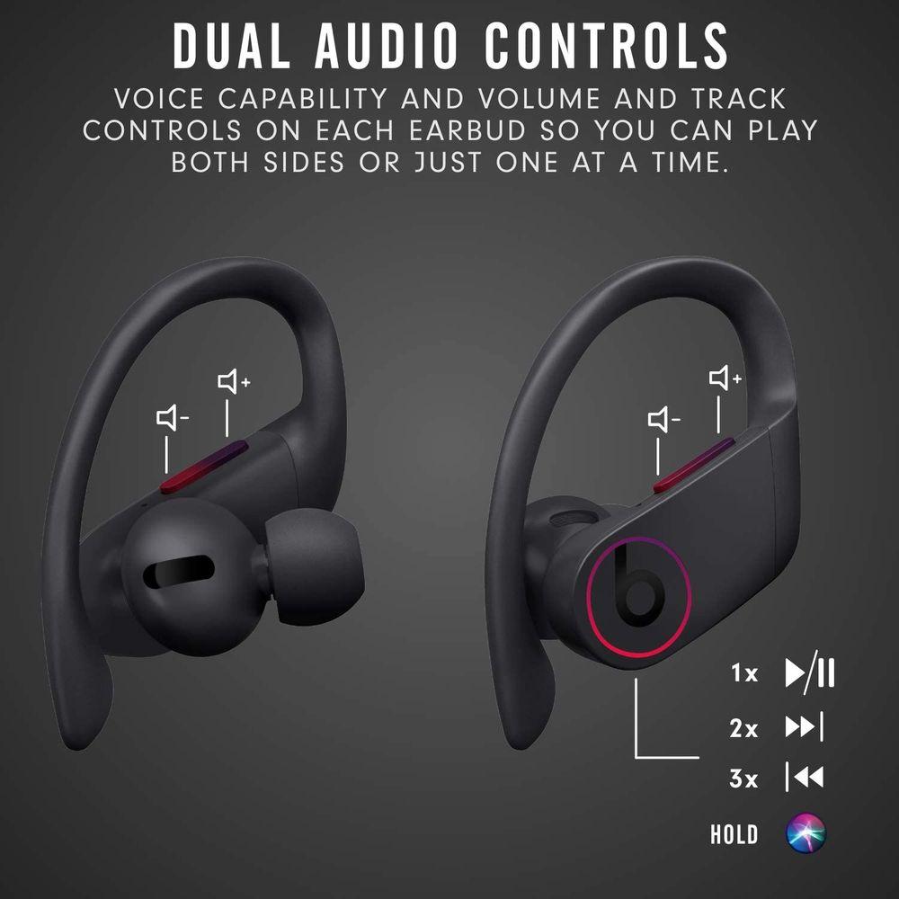 Beats Powerbeats Pro Button Controls