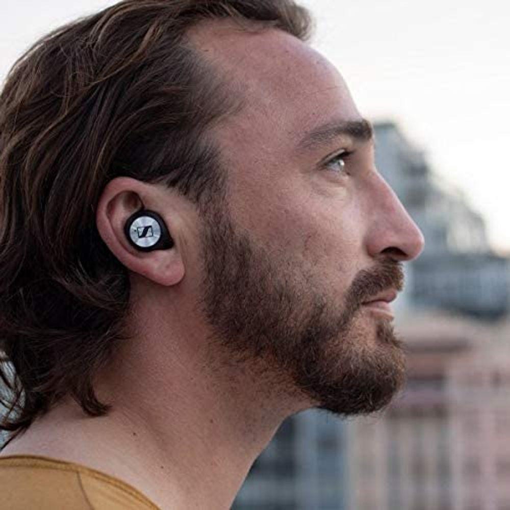 Sennheiser MOMENTUM TWS Earbuds Design