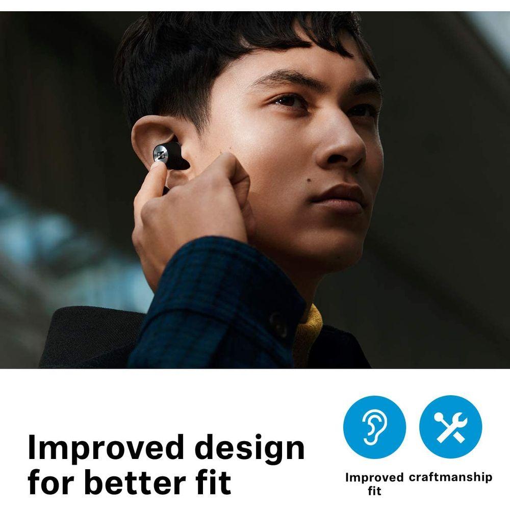 Sennheiser Momentum Wireless 2 Earbuds Improved Design For Better Fit
